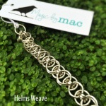 Helms Weave Chain Maille